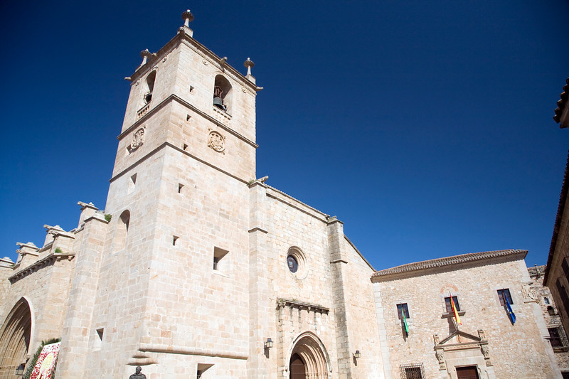 Saint Mary Concathedral, Caceres, Spain