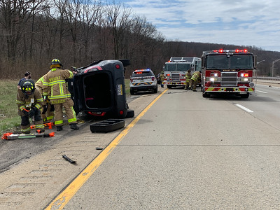 Dorrance Township Accident with Entrapment