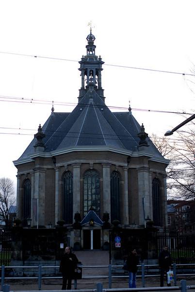 1658 Church in Spui (City Center) Den Hague