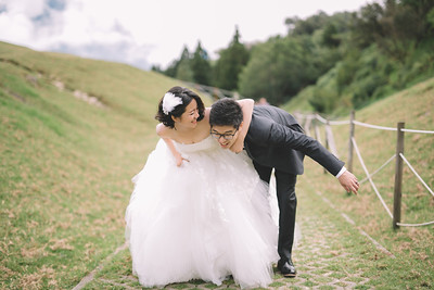 小捲 + 亞二 | Pre-Wedding