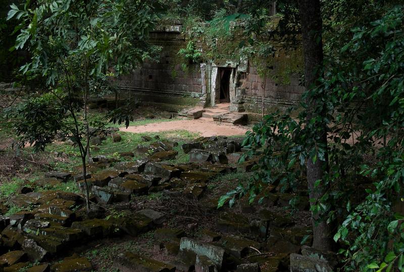 The Jungle Temple, near Angkor Wat