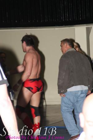 090410 - Jake Manning vs Richie Steamboat