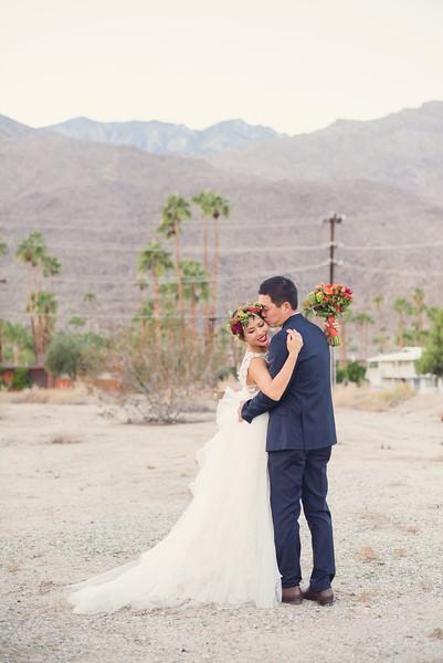 Stu & Carissa // Desert Styled shoot