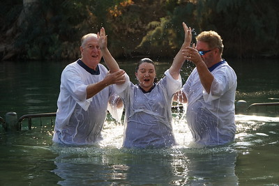 Jordan River Baptisms
