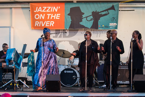 """Jazzin on the River 2016"" - A.B. Ford Park 9-17-2016"