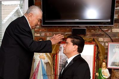 Alvarado - Pre- Ceremony