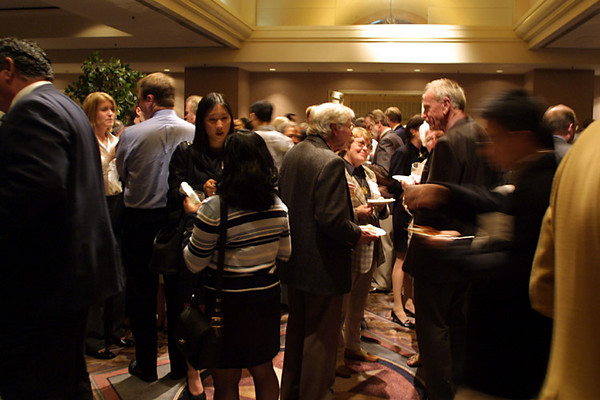 John Hennessy Welcome Reception