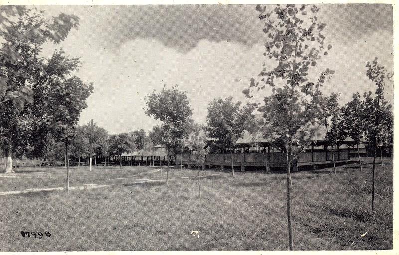 Farcher's Grove Pavillion