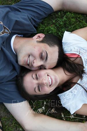 Kristy and Matt