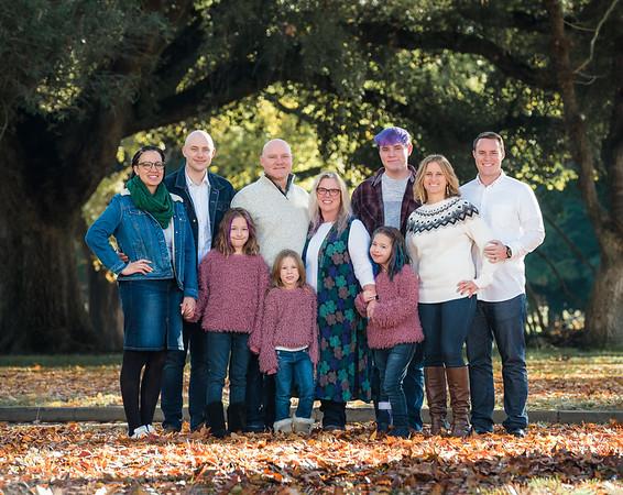 Van Vorhis Family 2018