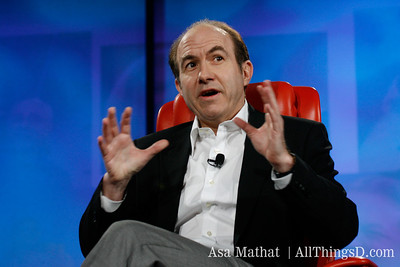 Interview with Philippe Dauman