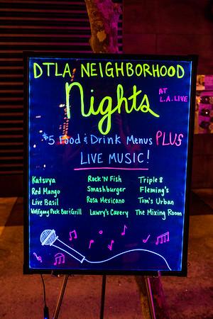 DTLA Neighborhood Nights 160929