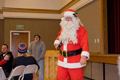 2008 Ward Christmas Breakfast