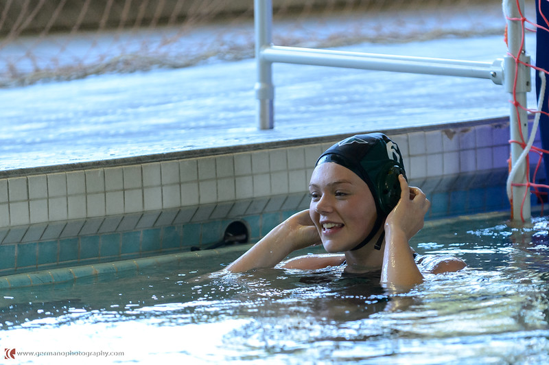 THS Girls Varsity Water Polo vs Tualatin