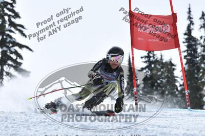 Whistler Cup 2012 - K1 Boys GS