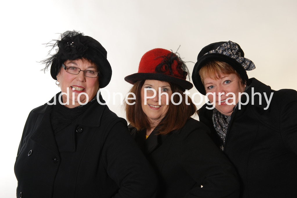 The Hat ladies