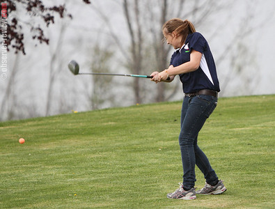 Watkins Girls Golf 4-26-12