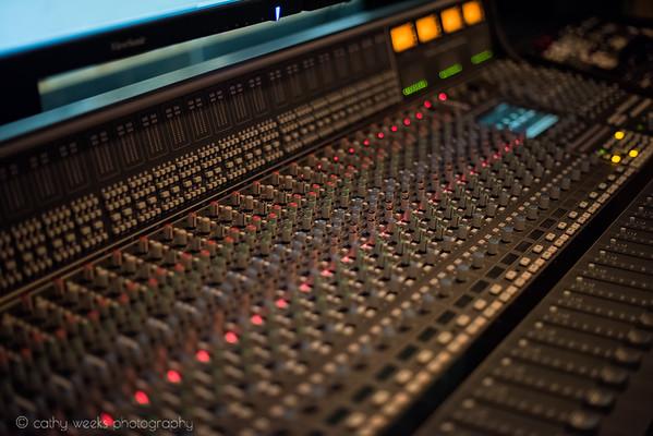 Loyola Univ. New Orleans Recording Class