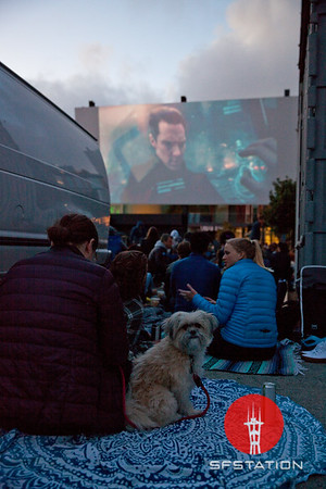Lady Bird Free Outdoor Movie
