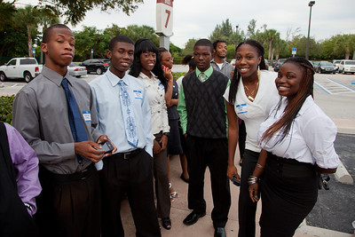 October 14th, 2011 Seminole Tribe of Florida 6th Annual College and Career Fair at the Hard Rock