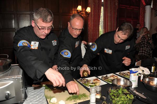 Kevin Levrecht, Mike Marino, Jeff Dobe photo by Rob Rich/SocietyAllure.com © 2014 robwayne1@aol.com 516-676-3939
