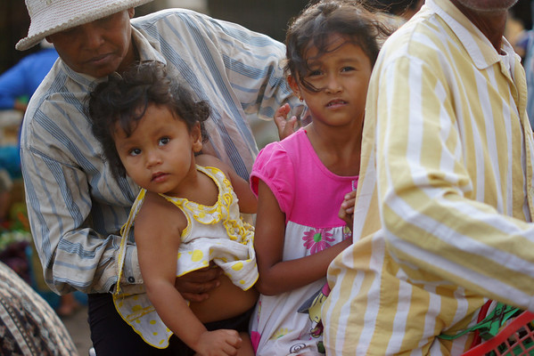 Cambodia III (Distinct Faces)