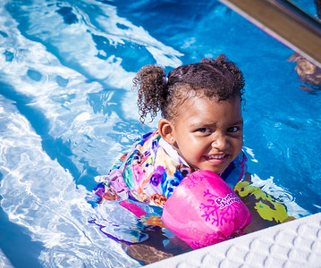 Quinn BDay Pool Party July 2020