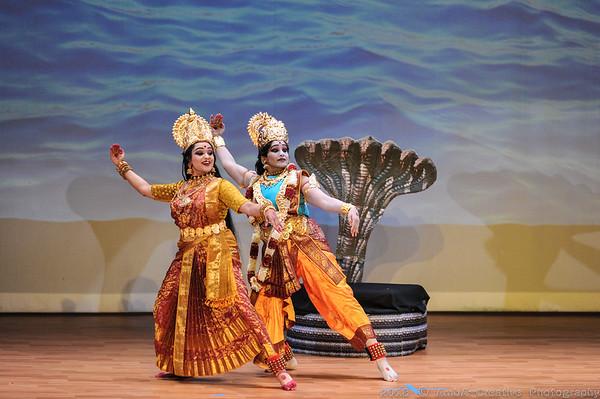 Chinmayi Nrithyalaya 2019 - Srinivasa Kalyanam