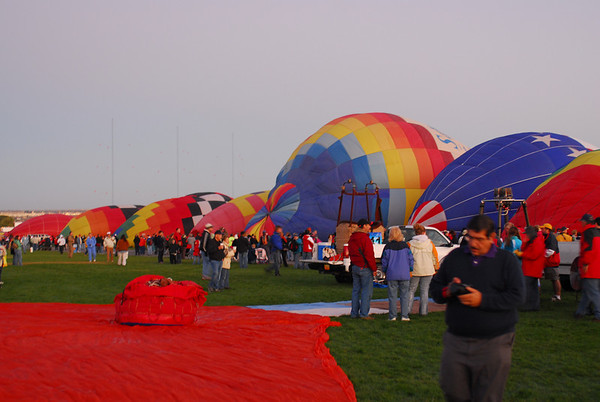 International Balloon Fiesta, Albuquerque, NM