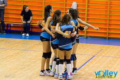 SEMI: Valbreggia Volley - Pall. Turate