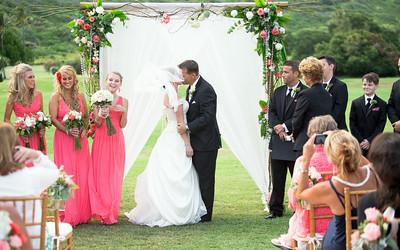 Jimmy + Tanya's Wedding at Hawaii Kai Golf Course
