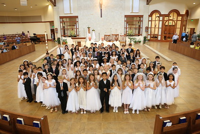 2016 First Communion