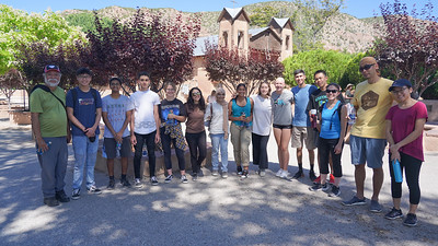 Teen Interfaith New Mexico Immersion Trip