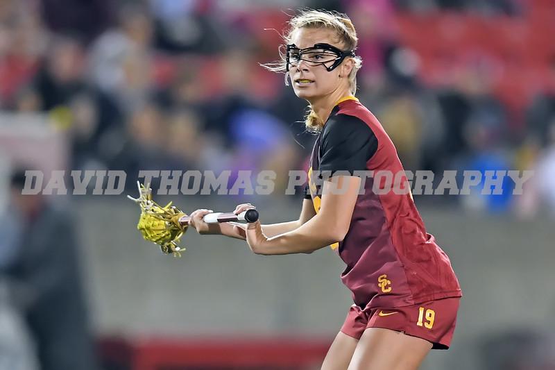 USC vs Stony Brook Women's Lacrosse 2017