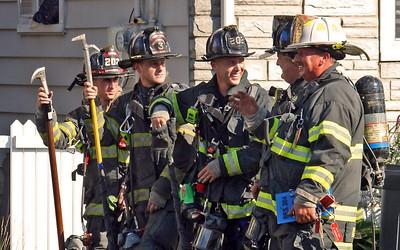 Remembering F.F. John Barnas Wallington Fire Department