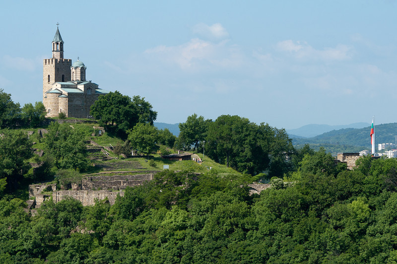 The Patriarchal Cathedral of the Holy Ascension of God over Tsarevets Hills - Veliko Tarnovo, Bulgaria