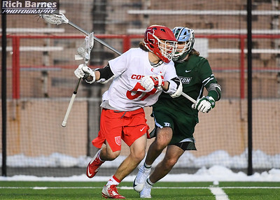 NCAA MLax: Binghamton at Cornell; 3/6/18