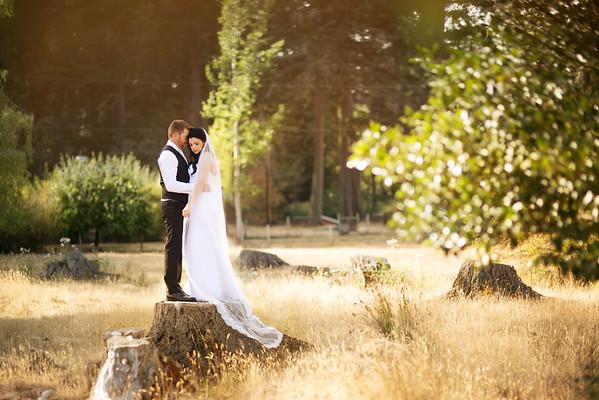 Sam & Cam {Wedding} August 21, 2016