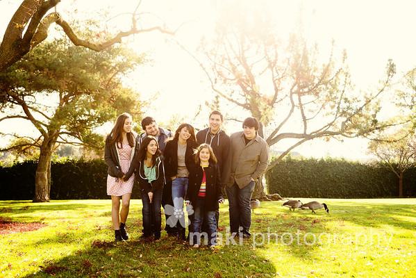 Yates Family