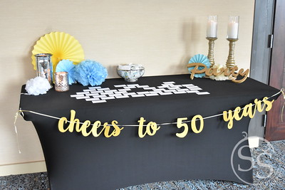 Mary Ann and Ron Celebrate 50 years