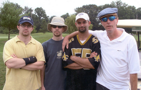 Kindred IS Golf Tournament (2003)