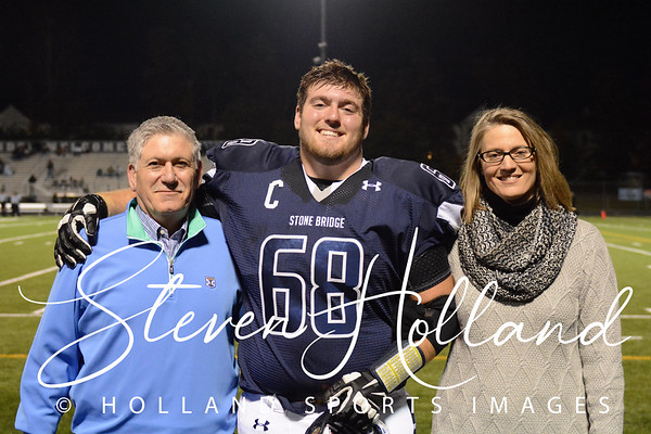 Football - Stone Bridge Senior Night 10.30.2015 (by Steven Holland)