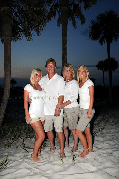 Hastings- Perdido Key Family Portraits