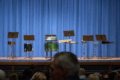 Spring Percussion Concert