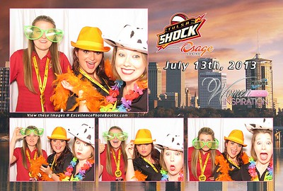 Tulsa Shock July 13th, 2013