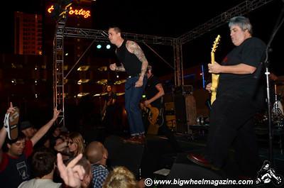 The Generators - at Azul Tequila - Las Vegas, NV - May 25, 2012