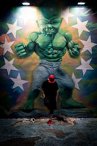 "BBoy Lego ""Shapeshifter Series"" at Wynwood Walls (Dec 17)"