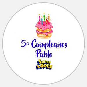 5 Cumple Pablo