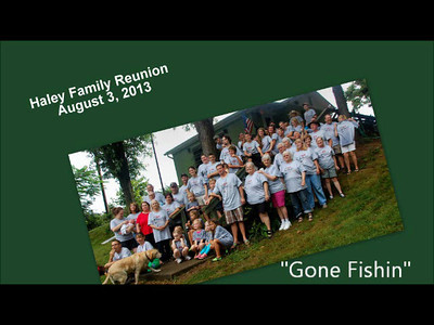 Haley Family Reunion Slideshow