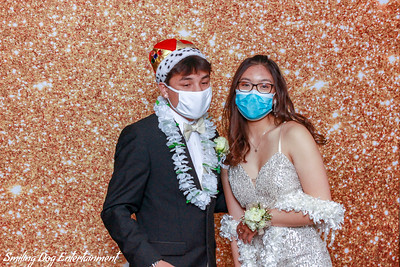 Meskwaki High School Prom Photo Booth Images